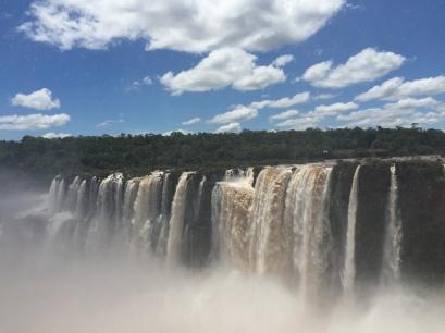 Iguazú Falls (October 2017)